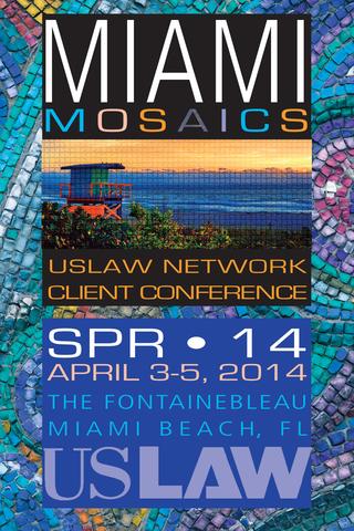 USLAW Spring 2014 Conference