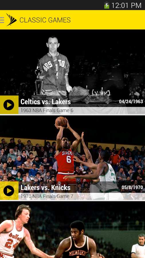 NBA Game Time 2014-15 - screenshot