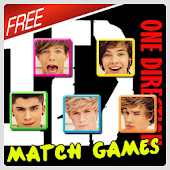 1D Fun Face Match Game