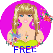 Barbie Sweet Dress Up Game