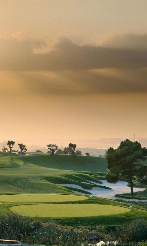 Golf Course Wallpapers Android Reviews At Android Quality