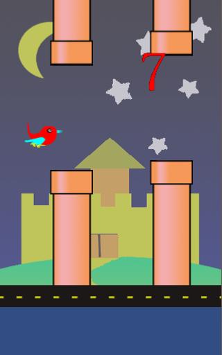 【免費街機App】疯狂的小鸟-APP點子