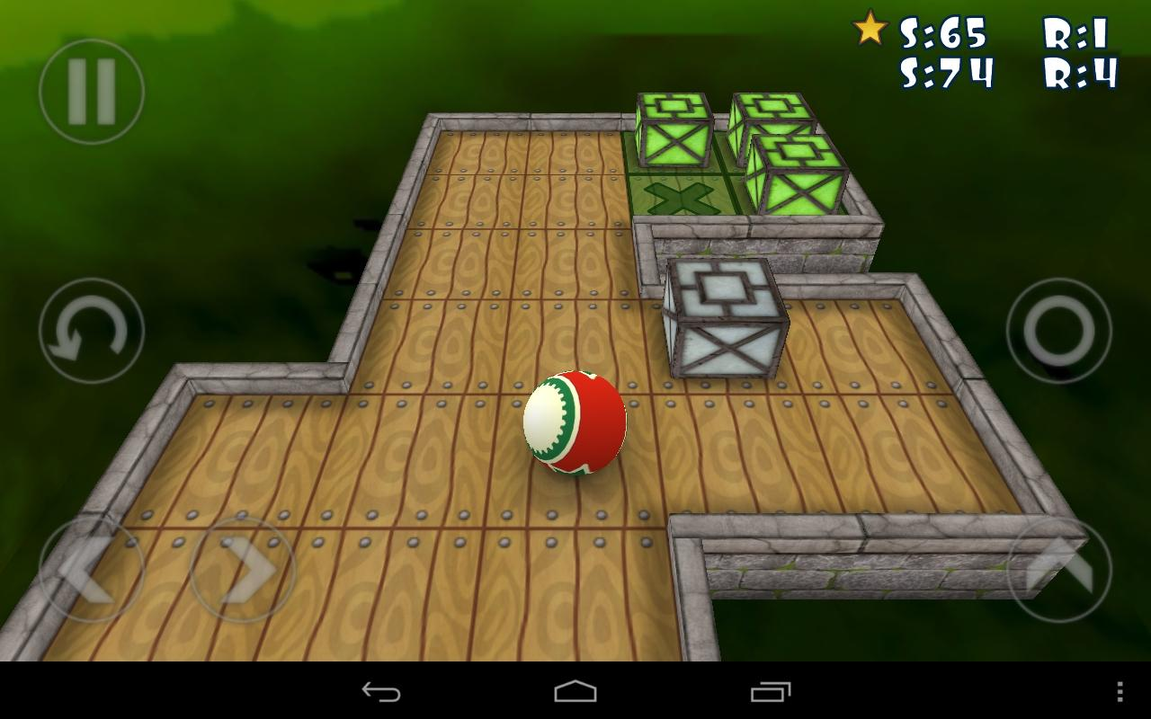 SokoBall (Sokoban 3d) - screenshot