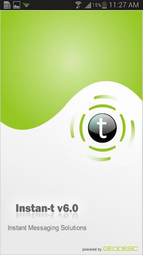 Instan-t Mobile IM Server