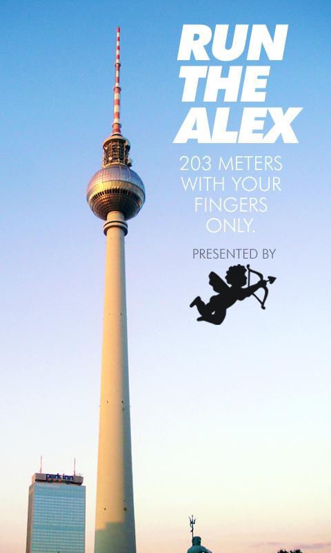 RUN THE ALEX- screenshot