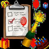 Da Party List