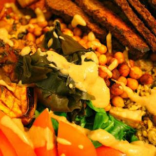 Tempeh Bacon Bowl [Vegan]