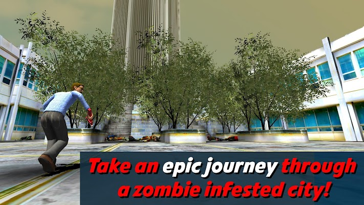 Because Zombies - screenshot