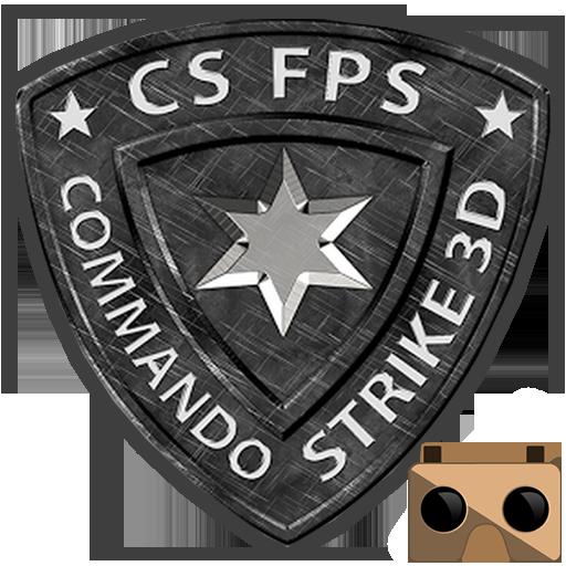 虚拟现实突击队罢工 - 3D FPS LOGO-APP點子