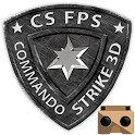 VR Commando Strike - 3D FPS icon