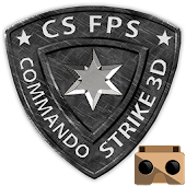 VR Commando Strike - 3D FPS