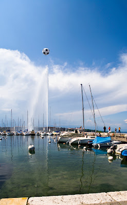 ballon jet d' eau geneve 1