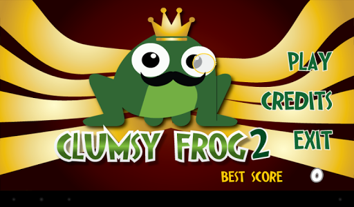 Clumsy Frog 2