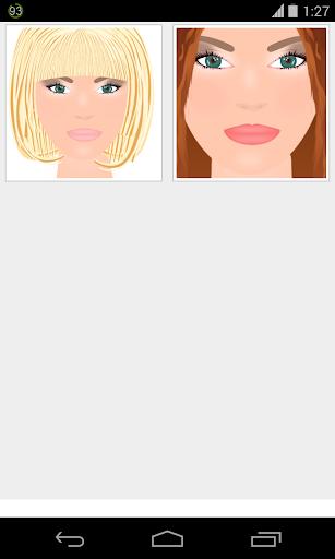 女孩化妝遊戲