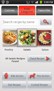 Recipe Guru Pro - screenshot thumbnail
