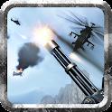 Navy Gunner Defense Warrior 3D icon