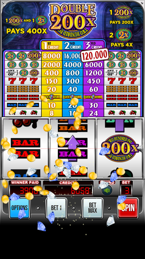 Double 200x Slot Machine- screenshot
