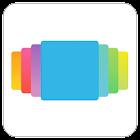 1 Color background: Simplicity icon