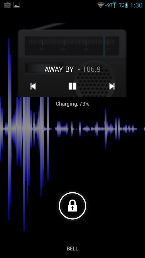 Spirit1: Real FM Radio 4 AOSP - screenshot