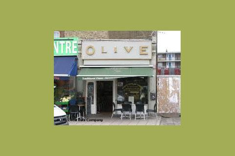 olive hoxton