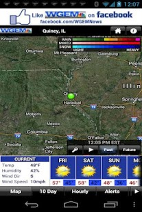 WGEM Wx - screenshot thumbnail