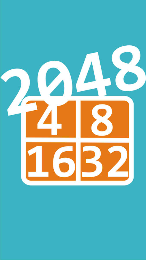 2048!- screenshot