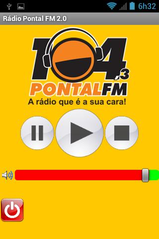 Rádio Pontal FM 104.3