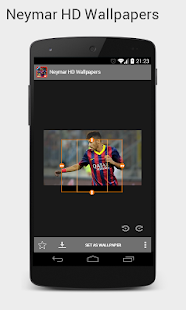 Neymar HD Wallpapers - screenshot thumbnail