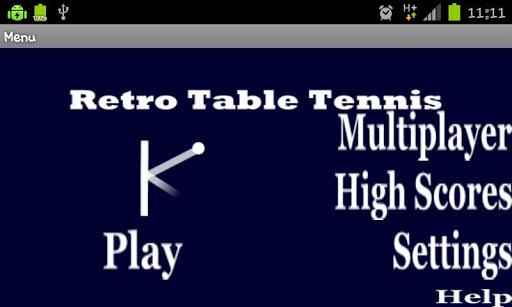 Ping Pong Tennis