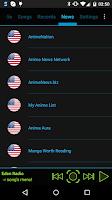 Screenshot of Anime Music