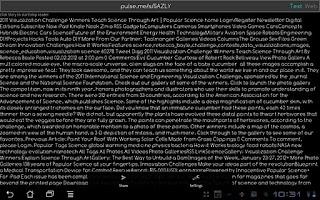 Screenshot of Read It Now