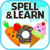 Kids Spell & Learn: Food