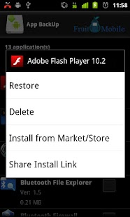 App BackUp - screenshot thumbnail