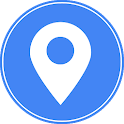 Latitude Longitude Location icon