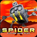 Spider X : Explore Mars Plan 1.0 Apk