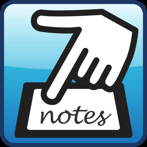7notes Free LOGO-APP點子