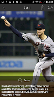 cleveland.com: Indians News- screenshot thumbnail