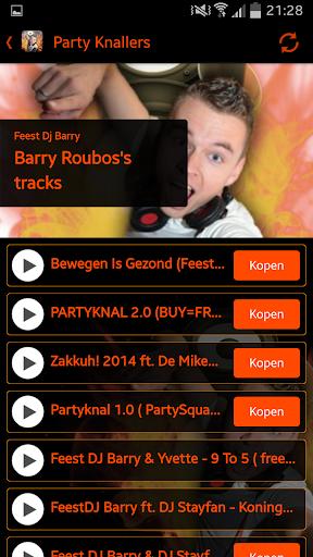 FEEST DJ BARRY