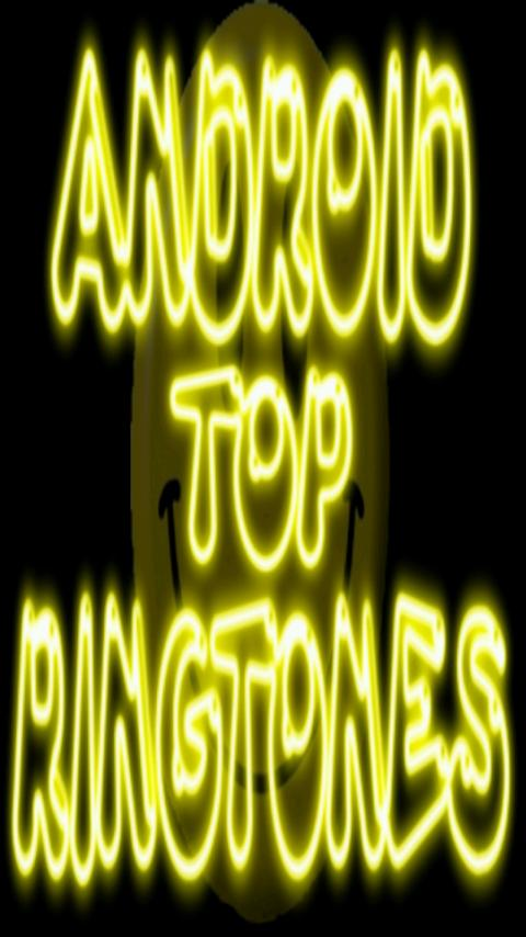Android Top Ringtones - screenshot