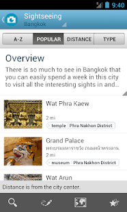 Thailand Travel Guide - screenshot thumbnail