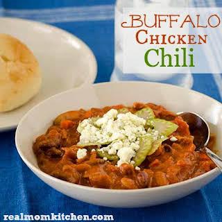 Buffalo Chicken Chili.