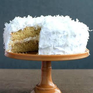 Coconut Layer Cake.
