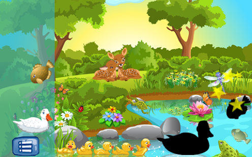Animal Puzzles for kids 5- screenshot thumbnail