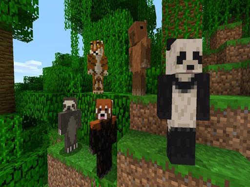 Animals Mods Games