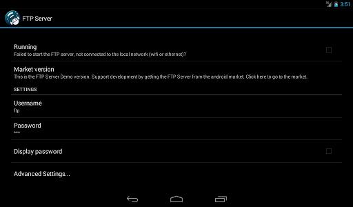【免費工具App】FTP Server (Demo)-APP點子