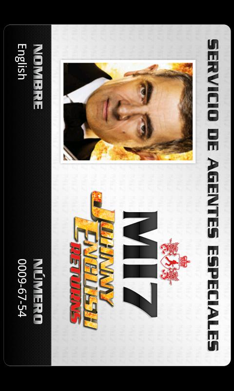 Johnny English Returns (ES) - screenshot