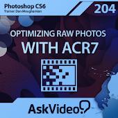 Photoshop CS6 - RAW & ACR7