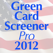Green Card Screener Pro