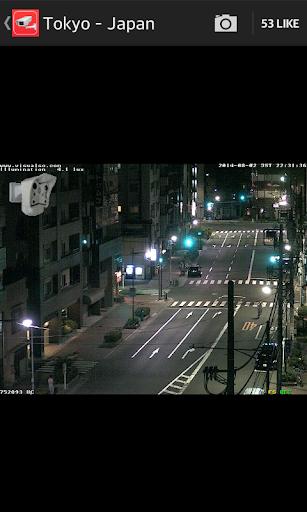 現場攝像頭查看器IP攝影機