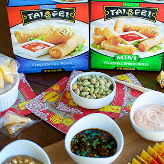 Chinese New Year With Tai Pei ® Appetizers.